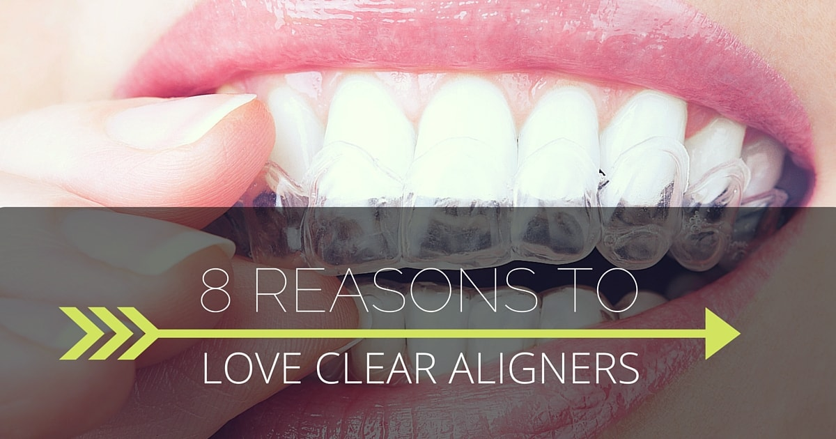 Why You'll Love Clear Aligners