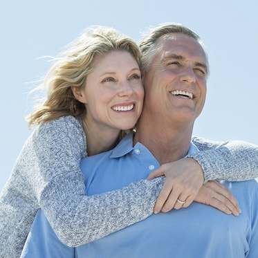 Dental implants are used by our Hemet cosmetic dentist to replace missing teeth.
