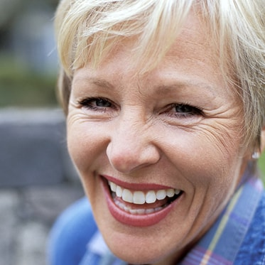Dentures can help patients with many missing teeth.